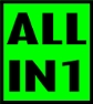 ALL IN 1 Logo